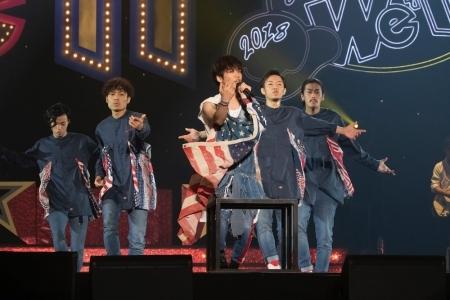 「おれパラ- 2018 ?We'lluminate☆PARTY」神戸初日レポート|11周年の「おれパラ」は新しいことがもりだくさん!-9