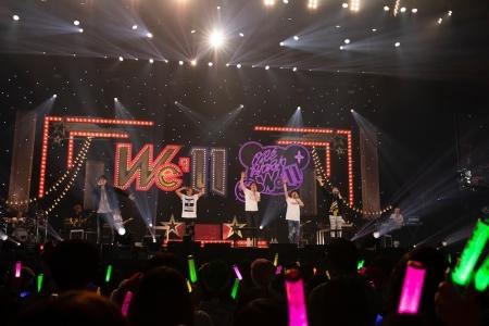 「おれパラ- 2018 ?We'lluminate☆PARTY」神戸初日レポート|11周年の「おれパラ」は新しいことがもりだくさん!-17
