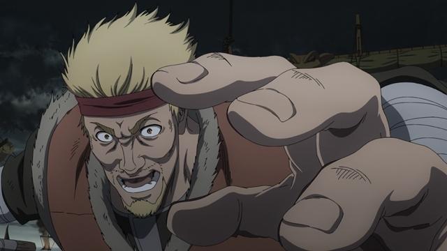 「ヴィンランド・サガ」トルケル(大塚明夫)