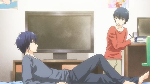 冬アニメ『3D彼女 リアルガール(第2シーズン)』第18話「オレの女友達・石野さんの恋の件について。」のあらすじ&場面カット到着