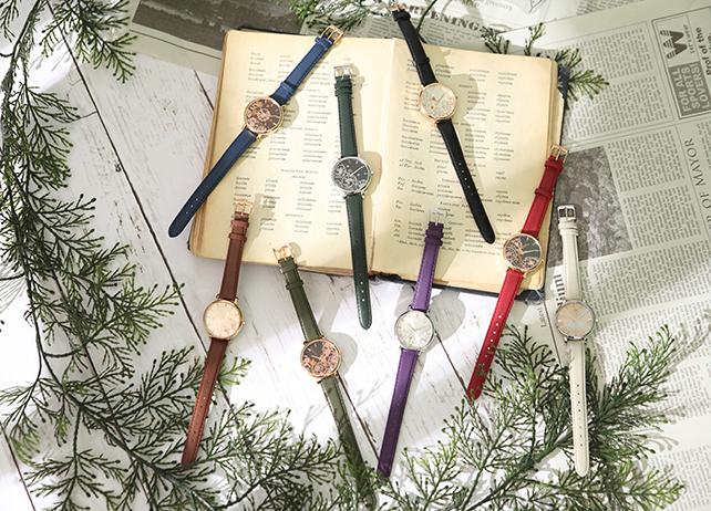 『ヘタリア』イギリスや日本をイメージした8種の腕時計が登場