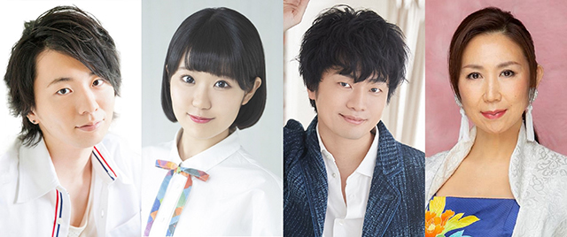 『AnimeJapan 2019』Netflixステージに木村良平さん、東山奈央さん、福山潤さん、高橋洋子さん登壇決定! 1日限りのスペシャルイベントが実現