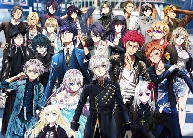 劇場アニメーション『K』Ep4,5,6がBD&DVDで5月29日発売決定