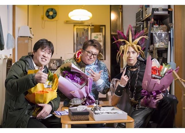 福田雄一監督の『モンスト』×『遊☆戯☆王DM』コラボ新CM放送決定!
