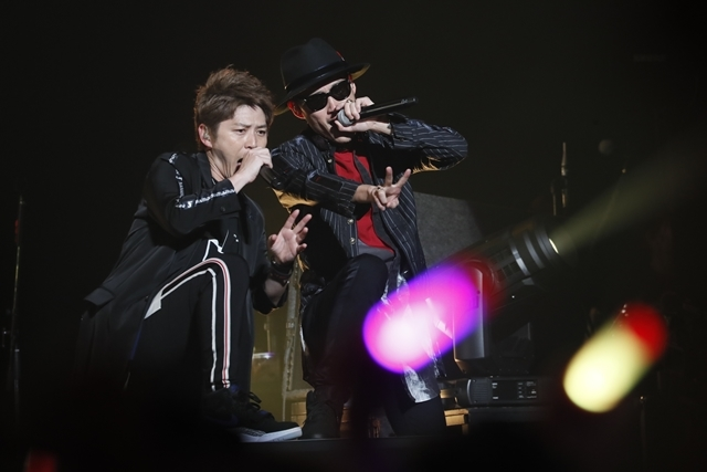 "「FLOWはみんなでライブを作り続けてるバンドです!」 ライブ神曲一挙披露 盟友・GRANRODEOも駆け付けた日本武道館""神祭り""公演-7"