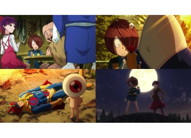 『ゲゲゲの鬼太郎』第44話「なりすましのっぺらぼう」より先行カット到着!