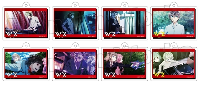 TVアニメ『W'z《ウィズ》』原画展が大阪で開催決定! イベントで先行発売されるグッズ情報も大公開