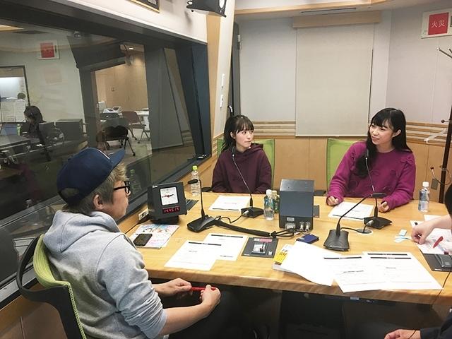新米ラブライバー・田村淳さん、自身のラジオで『ラブライブ!サンシャイン!!』声優・逢田梨香子さん&小林愛香さんと感激の初対面! 番組公式レポート公開