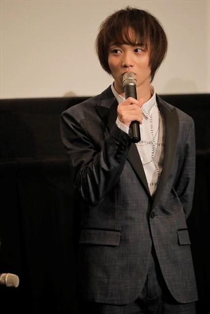 劇場版『王室教師ハイネ』初日舞台挨拶を実施! 植田圭輔さんが涙した、橋本祥平さんからの愛溢れるサプライズレターも公開-2