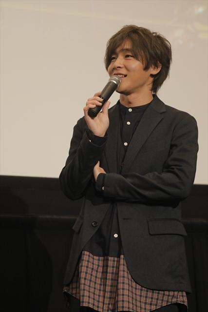 劇場版『王室教師ハイネ』初日舞台挨拶を実施! 植田圭輔さんが涙した、橋本祥平さんからの愛溢れるサプライズレターも公開-4
