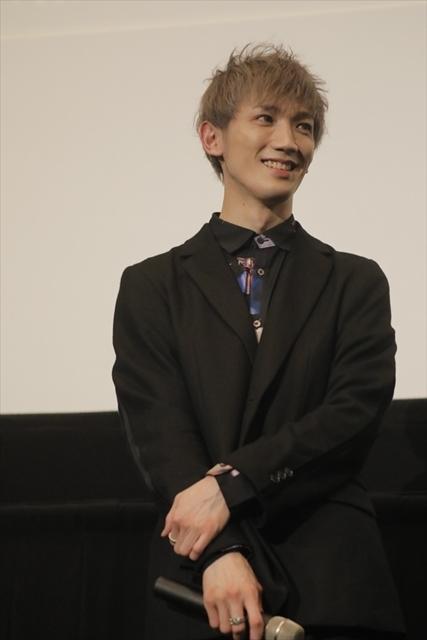 劇場版『王室教師ハイネ』初日舞台挨拶を実施! 植田圭輔さんが涙した、橋本祥平さんからの愛溢れるサプライズレターも公開-5
