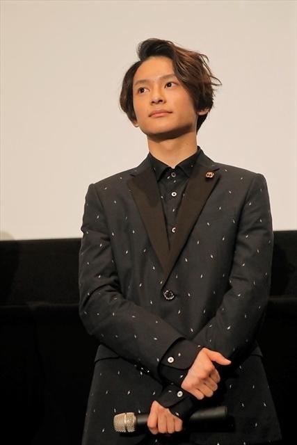 劇場版『王室教師ハイネ』初日舞台挨拶を実施! 植田圭輔さんが涙した、橋本祥平さんからの愛溢れるサプライズレターも公開-6