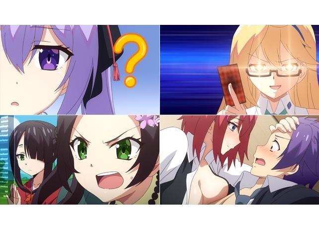 『いもいも』BD&DVD第1巻より、特典OVA「俺と妹と仮想空間と」先行場面カット解禁!