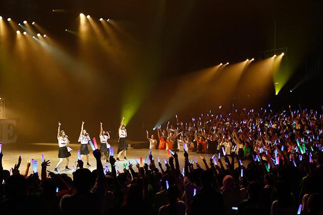 充電期間を終えたスフィアが10th Anniversary Album『10s』発売決定!全国ツアーも開催-3
