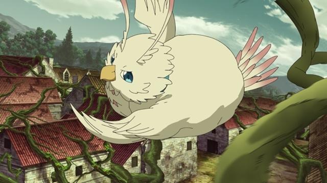 冬アニメ『盾の勇者の成り上がり』第8話のあらすじ&先行場面カットが公開! ドラゴンの死骸処理の依頼を受け、尚文たちは山を目指す-3