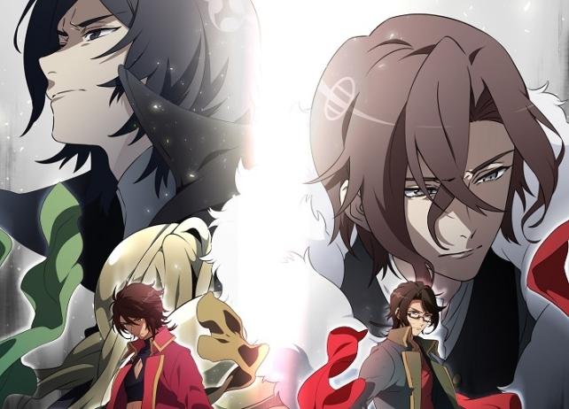 アニメ『BAKUMATSU』第2期の放送日やキービジュアル公開