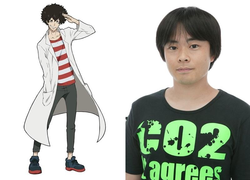 TVアニメ『炎炎ノ消防隊』ヴィクトル・リヒト役は阪口大助に決定