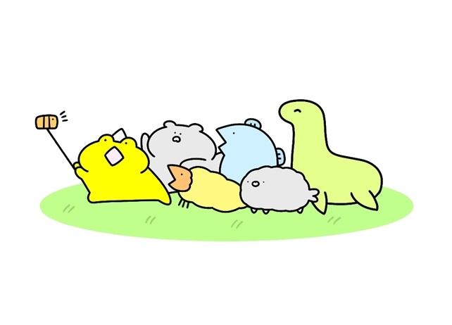 テレビアニメ『今日もツノがある』2月21日放送開始
