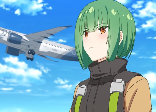冬アニメ『ガーリー・エアフォース』第7話あらすじ・先行場面カット到着