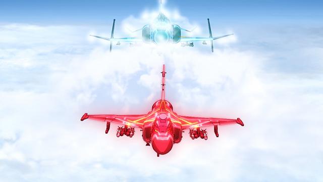 冬アニメ『ガーリー・エアフォース』第7話のあらすじ・先行場面カット到着!バラバラの独飛に一計を案じた慧は条件付きで再び模擬戦を提案する-4