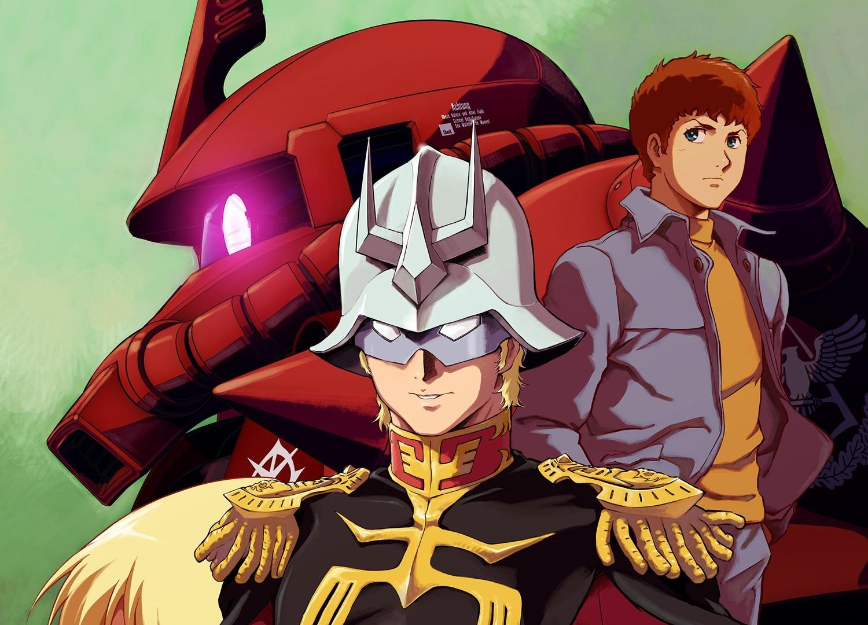 『機動戦士ガンダム THE ORIGIN』2019年4月よりNHK 総合テレビにてTVアニメ放送決定
