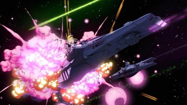 『機動戦士ガンダム THE ORIGIN』全6話を新たにTVアニメとして再編集! 4月29日からNHK 総合テレビで放送決定-4