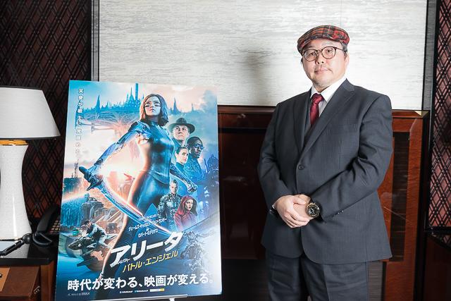 映画『アリータ』原作者・木城ゆきとさんにインタビュー