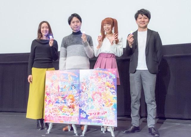 『映画プリキュア オールスターズメモリーズ』応援上映イベントレポ