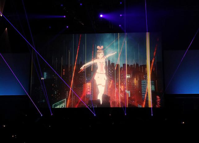 キズナアイとW&Wのコラボ楽曲がVRの世界観で映像化