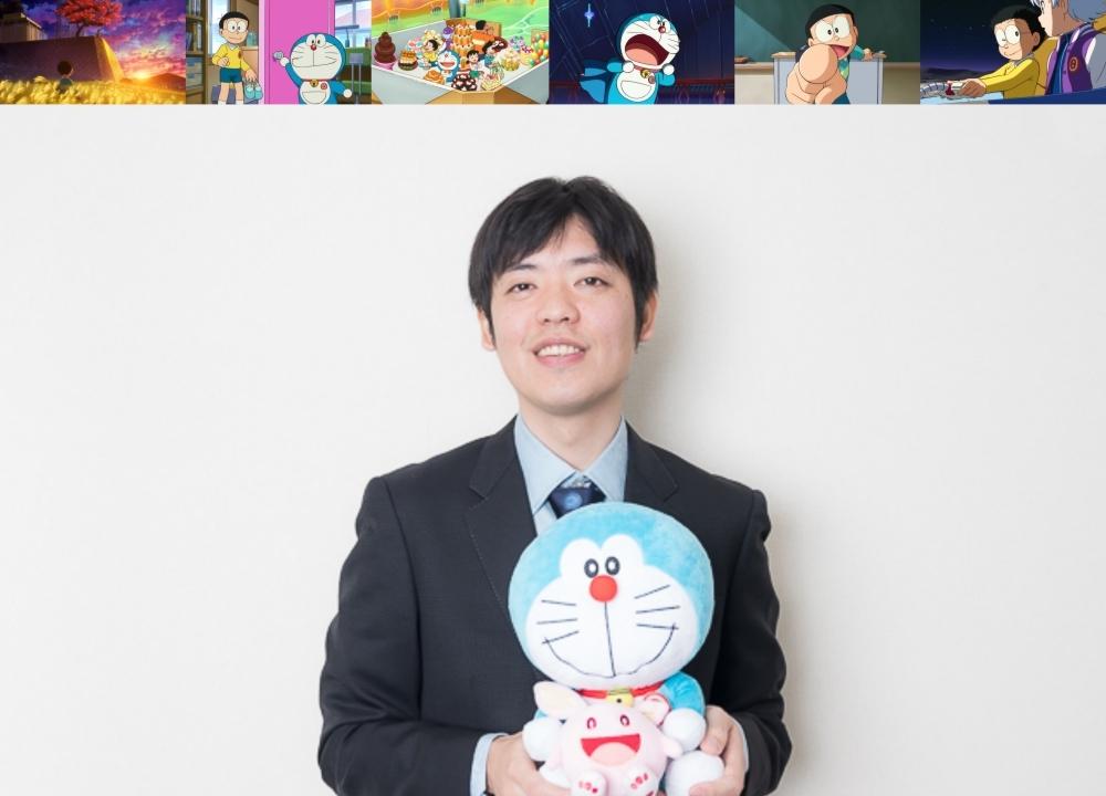 『映画ドラえもん のび太の月面探査記』八鍬新之介監督インタビュー