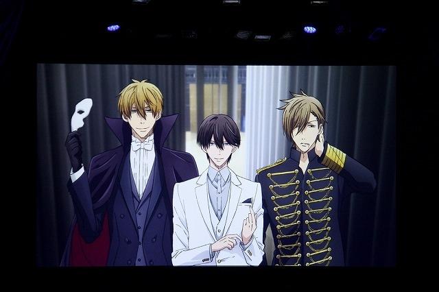 小野友樹さん、高橋広樹さん、佐藤拓也さんが家族コント!?  TVアニメ『抱かれたい男1位に脅されています。』スペシャルイベント「オペラ座の怪人に脅されています。」夜の部レポートの画像-4