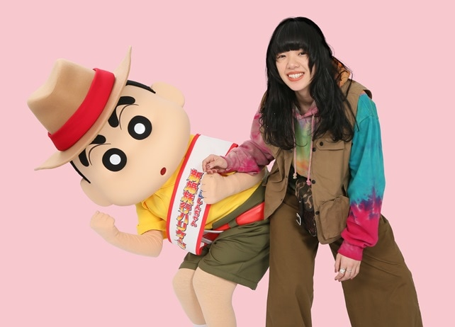 『映画クレヨンしんちゃん』最新作の主題歌をあいみょんが書き下ろし