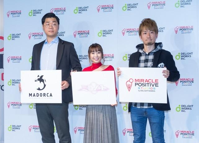 声優・斉藤朱夏がメインキャラクターを担当する『ミコノート』記者発表レポ