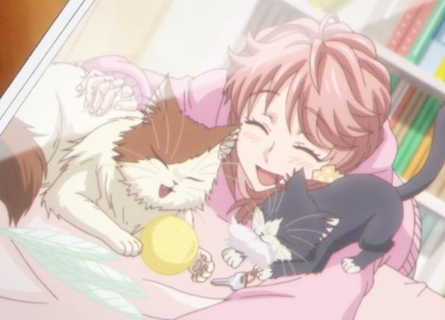 冬アニメ『ひざうえ。』第5話の先行場面カット到着