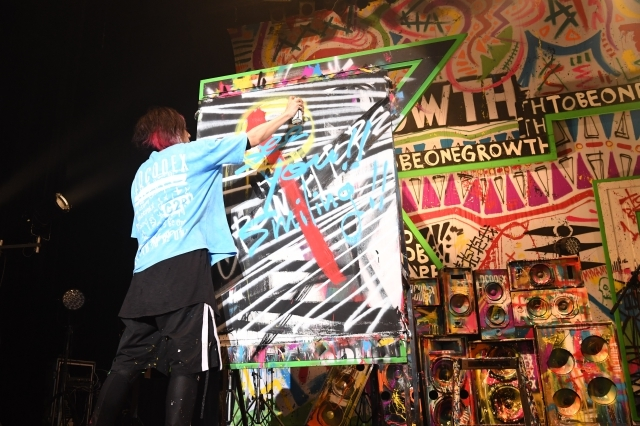 """まったり正月モードにサヨウナラ!テンションがぶち上がった『OLDCODEX Tour """"GROWTH TO BE ONE""""』ファイナル公演をレポート!"""