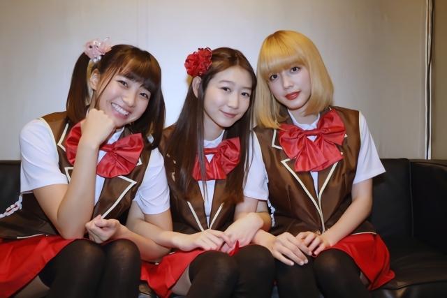 小野大輔さん・日野聡さん・興津和幸さんが歌う『Back Street Girls -ゴクドルズ-』主題歌が、iTunesほかにて先行配信スタート-1