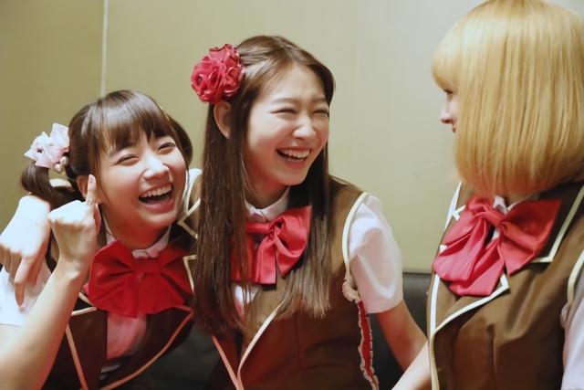 小野大輔さん・日野聡さん・興津和幸さんが歌う『Back Street Girls -ゴクドルズ-』主題歌が、iTunesほかにて先行配信スタート-6