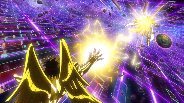 『聖闘士星矢 セインティア翔』第4話のあらすじ・場面カットが公開! エリスの神殿に乗り込んだ翔子。アテから衝撃の事実を告げられて……-5