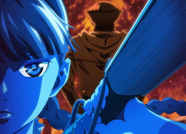 ダークファンタジー『かつて神だった獣たちへ』がMAPPA制作でTVアニメ化
