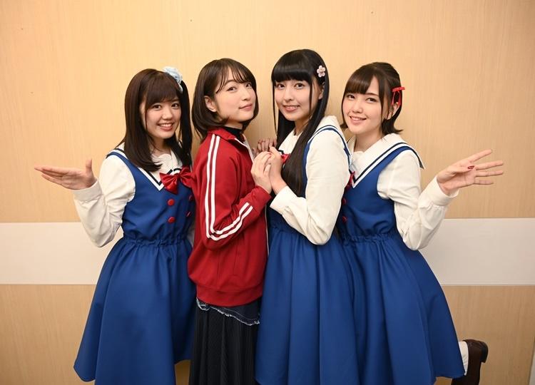上田麗奈さん、指出毬亜さんら声優陣が『わたてん!』トークで盛り上がる!/上映会レポ