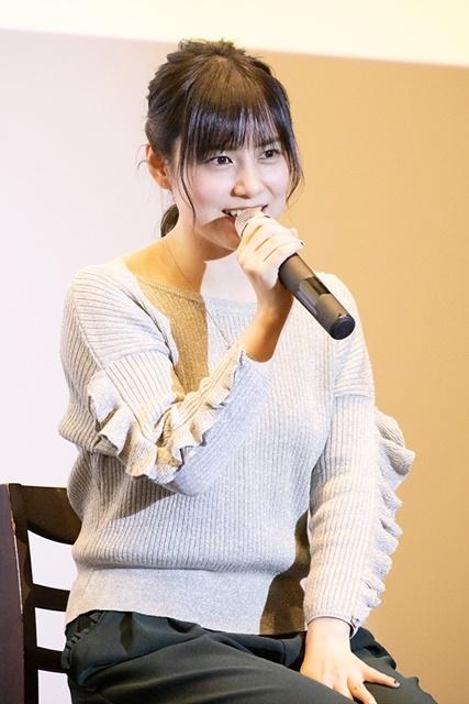 『3D彼女 リアルガール』第19話振り返り・第20話先行上映が開催! 芹澤優さん、上西哲平さん、津田美波さんの3キャストが登壇-4