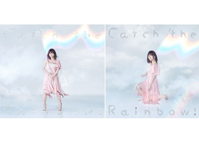 水瀬いのりが、3rdアルバム「Catch the Rainbow!」で初作詞に挑戦!