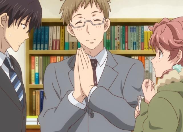 冬アニメ『ひざうえ。』第9話の先行カット到着