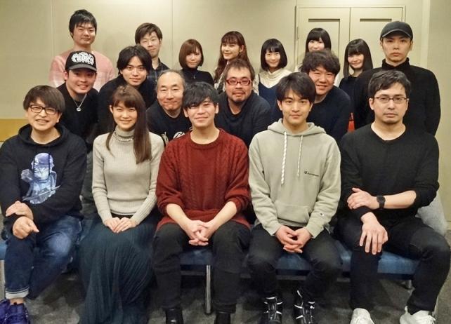 春アニメ『ワンパンマン』第2期の放送・配信情報&アフレコ写真などが公開!