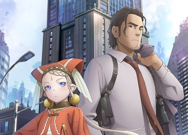 『コップクラフト』TVアニメ2019年夏放送開始!声優は津田健次郎&吉岡茉祐