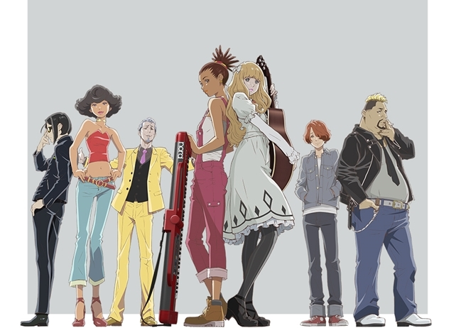 『キャロル&チューズデイ』放送直前トークイベントがアニメジャパンで開催決定
