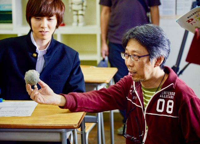 『Dimensionハイスクール』アベユーイチ監督インタビュー