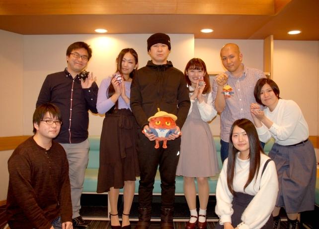 『猫のニャッホ』杉田智和ら声優6名の収録現場インタビューが到着!