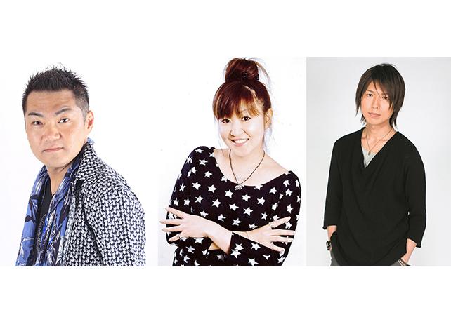 声優・三宅健太、かないみか、神谷浩史ら『からくりサーカス』出演