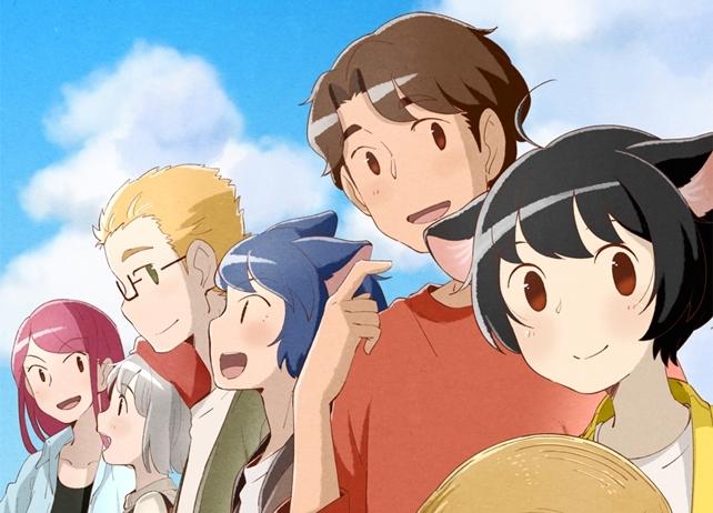 『ほら、耳がみえてるよ!』TVアニメシーズン2放送決定! AT-Xにて、2019年4月5日放送スタート